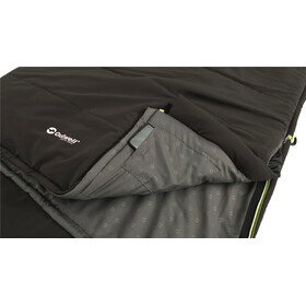 Outwell Contour Sac de couchage, midnight black